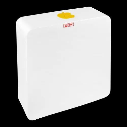 Cristel White Dual Flush Tank, for Toilet