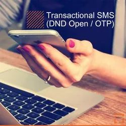 OTP SMS Service, For Transactional, Pan India