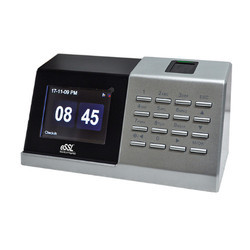 D2 Counter Top Time Attendance System