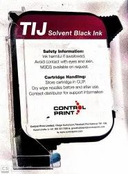 TIJ Solvent Black Ink