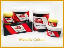 Metallic Color, Packaging Type: Bucket