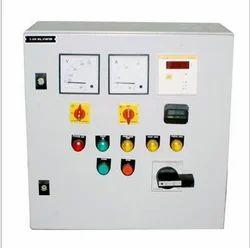 Metal Three Phase Heater Temperature Control Panel