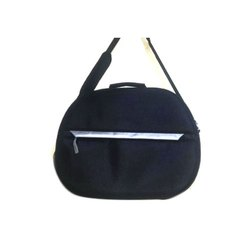 Blue Polyester laptop bags