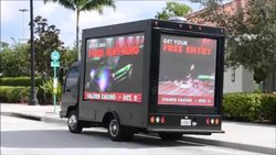 Video LED Van Advertising, in Pan India, For Promotion