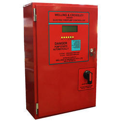 Electric Fire Pump Controller Panel