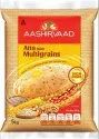 Aashirvaad Atta With Multigrains, Packaging Type: Bag, 1 Kg, 5 Kg