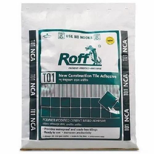 Roff  New  Construction Tileadhesive Nca