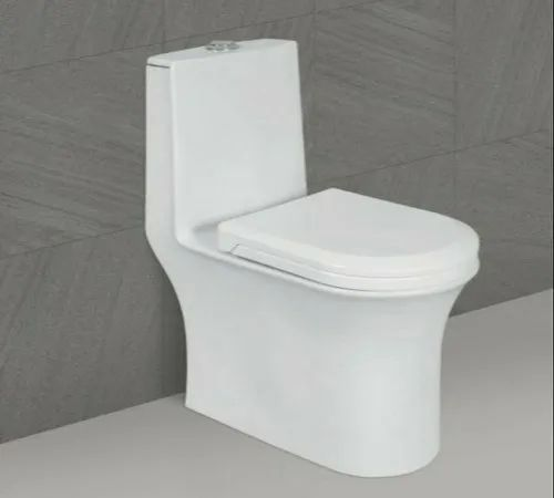 Koalar White One Piece Seat, For Bathroom