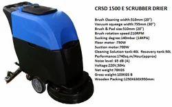 CRSD 1500E Scrubber Drier