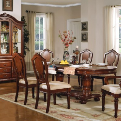 Aarsun Woods Wooden Dining Set by Aarsun