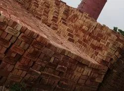 Red Brick, Size: 10x5 Inches