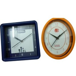 Plastic Wall Clock