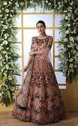 Pr Fashion Launched Designer Floor Length Gown