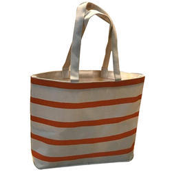 Multicolor Printed Striped Gift Bags