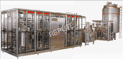 Semi-Automatic Stainless Steel UTH Plant for Aseptic Packaging, Voltage: 220 to 420 V