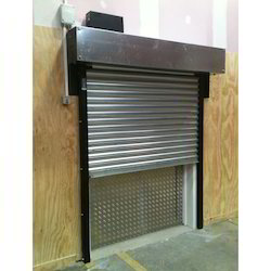 Pull Type Rolling Shutter