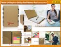 Multi Utility Eco Sticky Pad With Ball Pan
