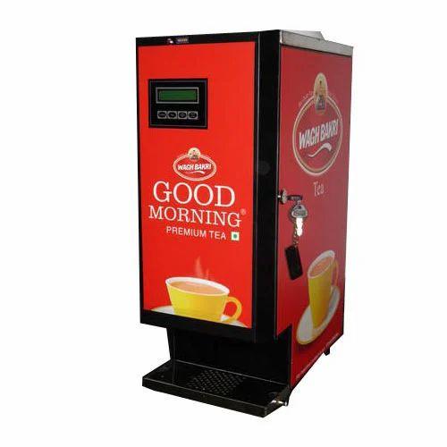 R K Enterprise Ahmedabad Whole Trader Of Tea Vending Fully Automatic Coffee Machine