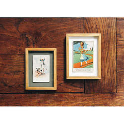 Brown Decorative Family Wooden Photo Frame