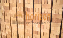 Ceramic Rectangular Oven Bricks, Packaging Type: Wooden Pallet Packing