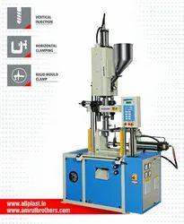 Semi Automatic Injection Moulding Machine