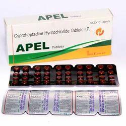 Cyproheptadine Hydrochloride Tablets