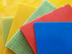 Coloured Fiberglass Sheet