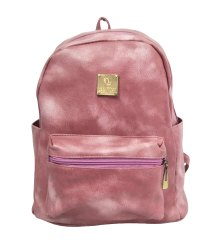 PU Leather Girls Backpack