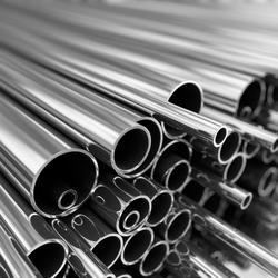 Square Alloy Steel Seamless Pipes, Size: 3 inch