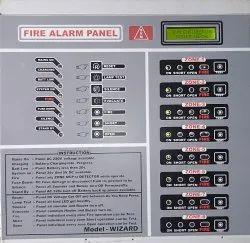 Fire Alarm Control Panel SVM ENGINEERING 2 Zone Fire Alarm