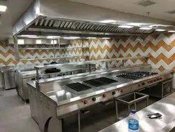 Commercial Hostal Kitchen Equipment