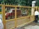 Mild Steel Safety Gate