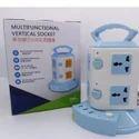 Multiplug Vertical Smart Extension Socket