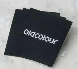 Woven Cloth Label