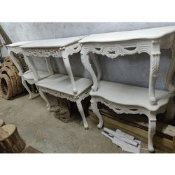 Wooden Modern Antique Console Table