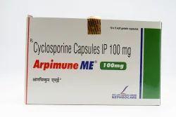 Arpimune ME 100mg Capsules
