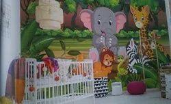 Customize Children Wall Paper