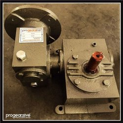 Double Reduction Standard Worm Gearbox