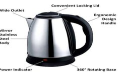 Spella Global 1.8 L Cordless Electric Kettle