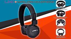Link Extra Bass Bluetooth Wireless Headphone
