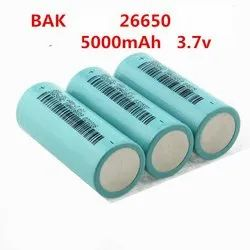 BAK 26650 5000mah Lithium Ion High Quality EV Grade Cell
