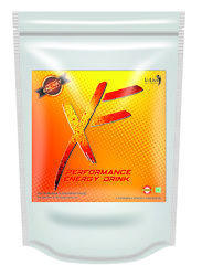X-factor Energy drink Orange Flavoured