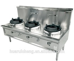 Heavy Duty Chinese Gas Range