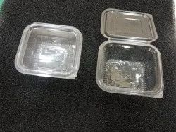 Plastic Hing Containers