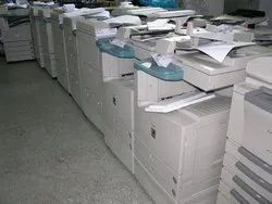 Black & White Multifunction Xerox Machine For Office Purpose With Secure Printing