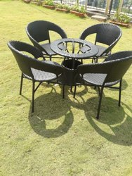 With Armrest Cast Iron Outdoor Garden Chair