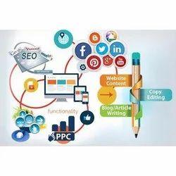 电子商务支持Web内容开发服务