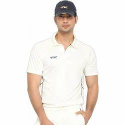 TK Cricket Half Sleeves Top