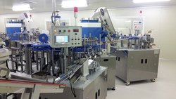 Insulin Syringe Needle Assembly Machine