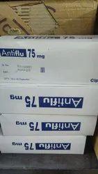 Oseltamivir 75mg Anti Flu Capsule, Cipla Ltd, 1x10